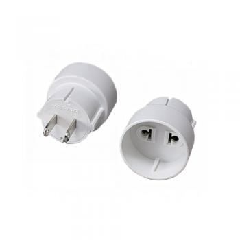 Centro de enchufes y adaptadores enchufes baratos cables for Sofas esquineros baratos