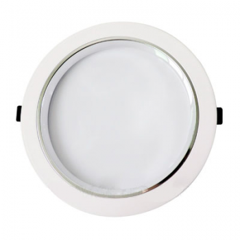 DOWNLIGHT LED DE 18W - 1.400 LM 120º BLANCO EN TONO FRÍO 6000K