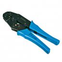 ALICATE PROFESIONAL DE CRIPAR PARA TERMINALES AISLADOS DE 1 A 6.3mm