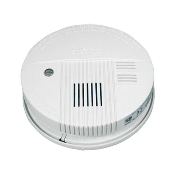 Detector de humos con se al de luz y sonora de 85 db - Detector de luz ...
