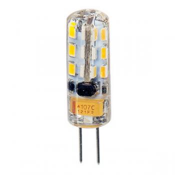 LÁMPARA BIPIN LED G4 12V DE 3,5W - 100 LM EN TONO CÁLIDO 3000K