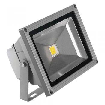 PROYECTOR LED DE EXTERIOR IP-65 DE 20W - 1.400 LM EN TONO CÁLIDO 3000K