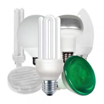 Bombillas lamparas y tubos for Bombillas de bajo consumo