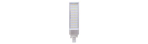LAMPARAS LED PARA DOWNLIGHT G24 Y E-27