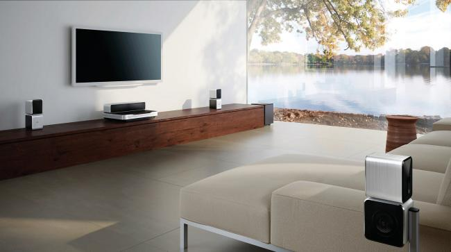 Home Cinema de Philips