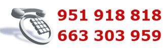 951 81 88 18 / 663 30 39 59